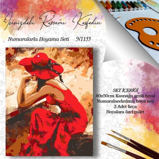 Painting By Numbers – N1155